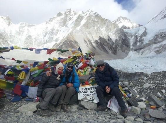 Debbie Lorimer Mount Everest